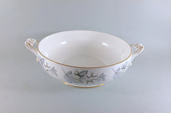 Royal Albert - Silver Maple - Vegetable Tureen - Base Only - The China Village