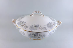 Royal Albert - Silver Maple - Vegetable Tureen - The China Village
