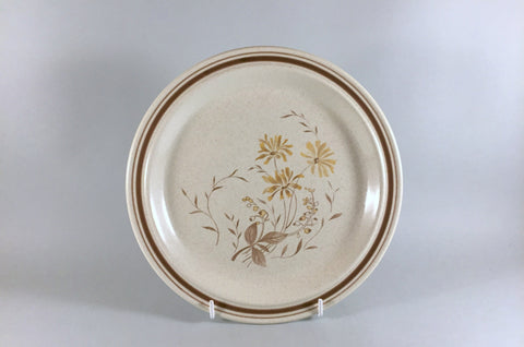 "Royal Doulton - Sandsprite - Thick Line - Starter Plate - 8 3/4"" - The China Village"