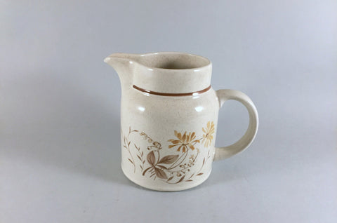 Royal Doulton - Sandsprite - Thick Line - Milk Jug - 1/2pt - The China Village