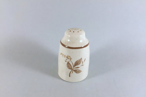 Royal Doulton - Sandsprite - Thick Line - Pepper Pot - The China Village