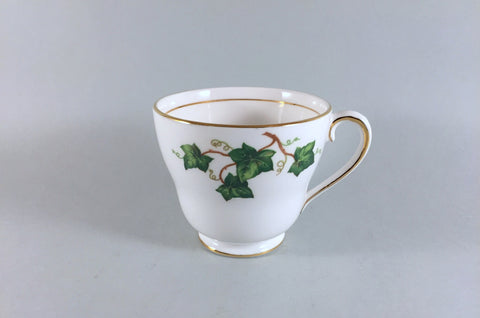 "Colclough - Ivy Leaf - Breakfast Cup - 3 1/2 x 3"" - The China Village"