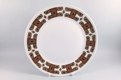 "Meakin - Maori - Dinner Plate - 10"" - The China Village"