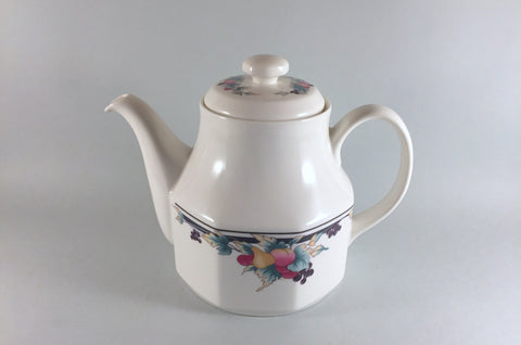 Royal Doulton - Autumn's Glory - Teapot - 2 pt - The China Village