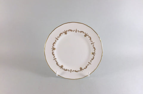 "Royal Worcester - Gold Chantilly - Side Plate - 6 1/4"" - The China Village"