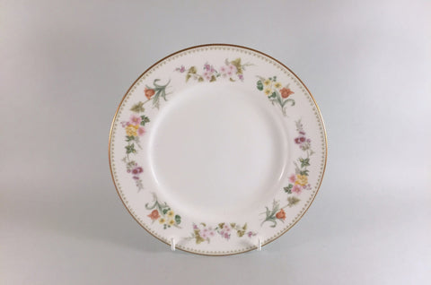 "Wedgwood - Mirabelle - Starter Plate - 8 1/8"" - The China Village"