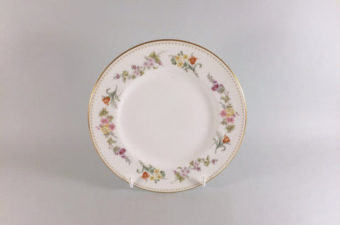 "Wedgwood - Mirabelle - Side Plate - 7"" - The China Village"