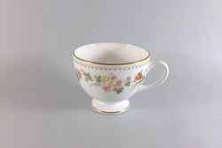"Wedgwood - Mirabelle - Teacup - 3 1/4 x 2 5/8"" - The China Village"