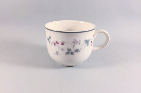 "Royal Doulton - Strawberry Fayre - Teacup - 3 1/2"" x 2 3/4"" - The China Village"