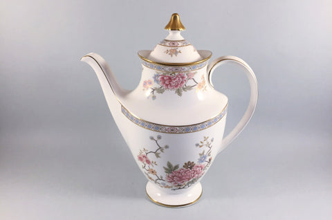 Royal Doulton - Canton - Coffee Pot - 2pt - The China Village