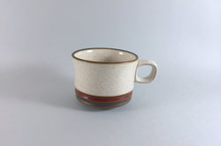 "Denby - Potters Wheel - Tan Centre - Teacup - 3 3/8 x 2 5/8"" - The China Village"