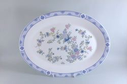 "Royal Doulton - Coniston - Oval Platter - 13 1/2"" - The China Village"