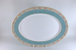 "Wedgwood - Aztec - Oval Platter - 14"" - The China Village"