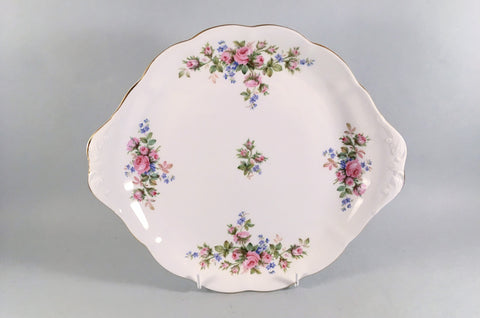 Royal Albert - Moss Rose - Bread & Butter Plate - 10 1/2""