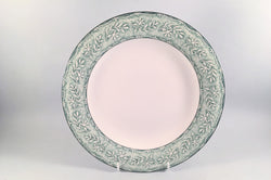 "Royal Doulton - Linen Leaf - Dinner Plate - 10 5/8"" - The China Village"