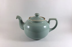 Denby - Manor Green - Teapot - 2 1/4pt - The China Village