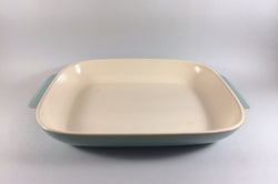"Denby - Manor Green - Serving Dish - Oblong - 14 1/4"" x 10 1/4"" - The China Village"