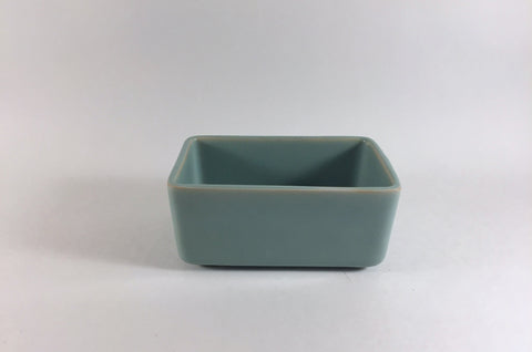 Denby - Manor Green - Butter Dish - Base Only