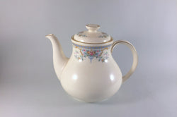 Royal Doulton - Juliet - Teapot - 2 1/4pt - The China Village