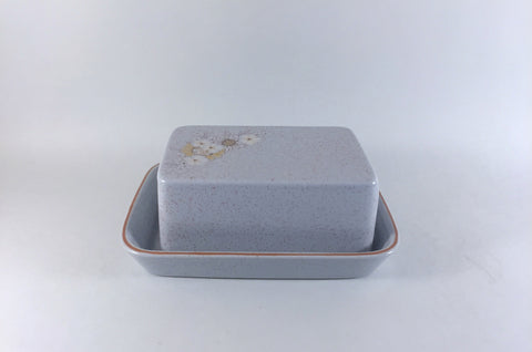 Denby - Reflections - Butter Dish
