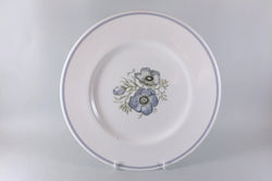 "Wedgwood - Glen Mist - Susie Cooper - Dinner Plate - 10 7/8"" - The China Village"