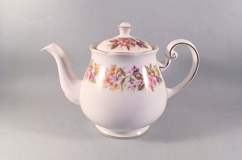 Colclough - Wayside - Teapot - 1 1/2pt - The China Village