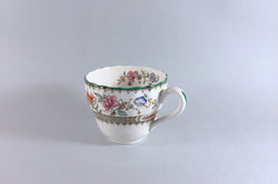 "Spode - Chinese Rose - Old Backstamp - Teacup - 3 1/4"" x 2 5/8"" - Without Flower Pattern On Handle - The China Village"