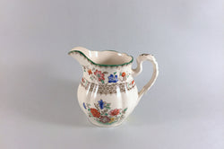 Spode - Chinese Rose - Old Backstamp - Milk Jug - 1/2pt - The China Village
