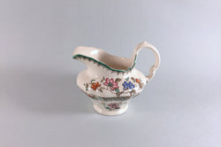 Spode - Chinese Rose - New Backstamp - Cream Jug - 1/4 pt - The China Village