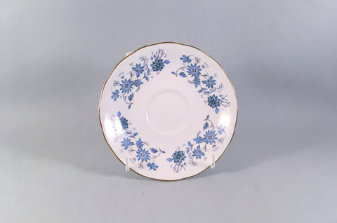 "Colclough - Braganza - Tea Saucer - 5 1/2"" - The China Village"