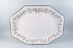 "Johnsons - Eternal Beau - Oval Platter - 12"" - The China Village"