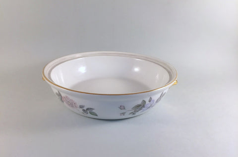 Royal Worcester - June Garland - Casserole Dish - 1 1/2pt (Base Only)