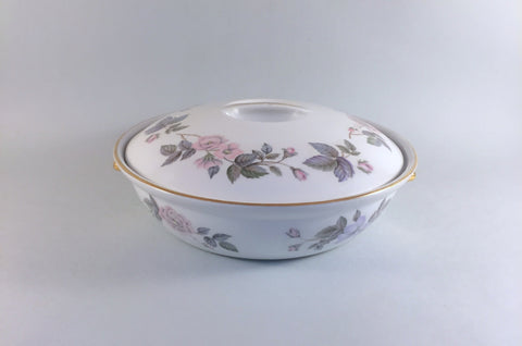 Royal Worcester - June Garland - Casserole Dish - 1 1/2pt