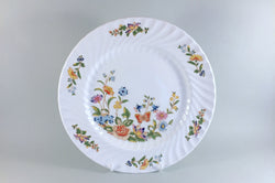 "Aynsley - Cottage Garden - Swirl Shape - Dinner Plate - 10 3/8"" - The China Village"