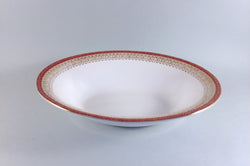 "Royal Grafton - Majestic - Red - Vegetable Dish - 9 7/8"" - The China Village"