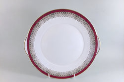 "Royal Grafton - Majestic - Red - Bread & Butter Plate - 9 3/4"" - The China Village"