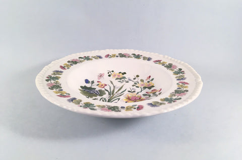 "Adams - Country Meadow - Rimmed Bowl - 9 1/8"" - The China Village"