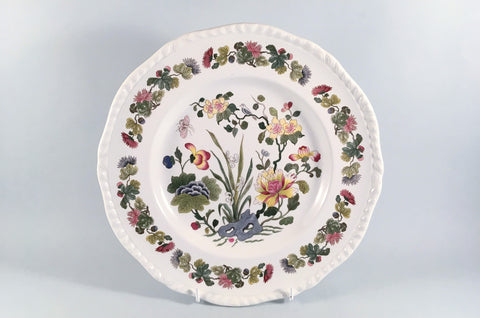 "Adams - Country Meadow - Dinner Plate - 10 1/4"" - The China Village"