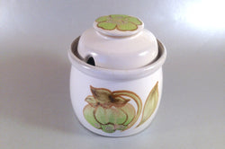 Denby - Troubadour - Sugar Bowl - Lidded - The China Village