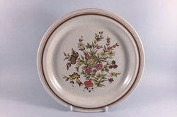 "Royal Doulton - Gaiety - Starter Plate - 9 5/8"" - The China Village"