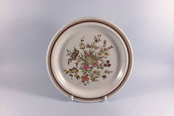 "Royal Doulton - Gaiety - Starter Plate - 8 5/8"" - The China Village"