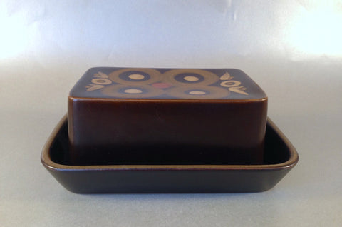 Denby - Arabesque - Butter Dish - The China Village