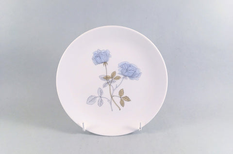 "Wedgwood - Ice Rose - Side Plate - 6 5/8"" - The China Village"
