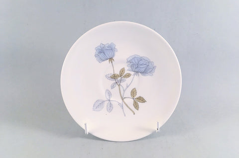 "Wedgwood - Ice Rose - Tea Saucer - 5 5/8"" - The China Village"