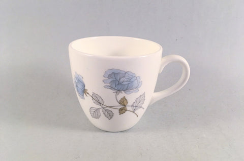 "Wedgwood - Ice Rose - Coffee Cup - 2 1/2"" x 2 1/4"" - The China Village"