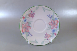 "Royal Doulton - Carmel - Tea Saucer - 5 3/4"" - The China Village"