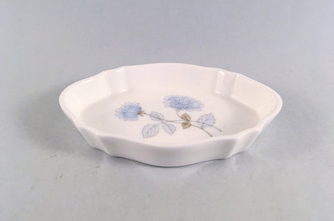 "Wedgwood - Ice Rose - Trinket Dish - 4 1/2"" - The China Village"