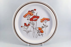 "Royal Doulton - Fieldflower - Dinner Plate - 10 1/2"" - The China Village"