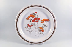 "Royal Doulton - Fieldflower - Starter Plate - 9 5/8"" - The China Village"