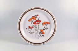 "Royal Doulton - Fieldflower - Starter Plate - 8 3/4"" - The China Village"